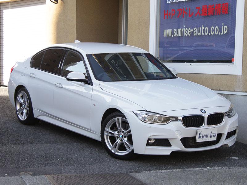 BMW320i Mスポーツ6速マニュアル HDDナビ