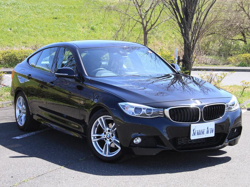 BMW 320iグランツーリスモ Mスポーツ HDDナビ